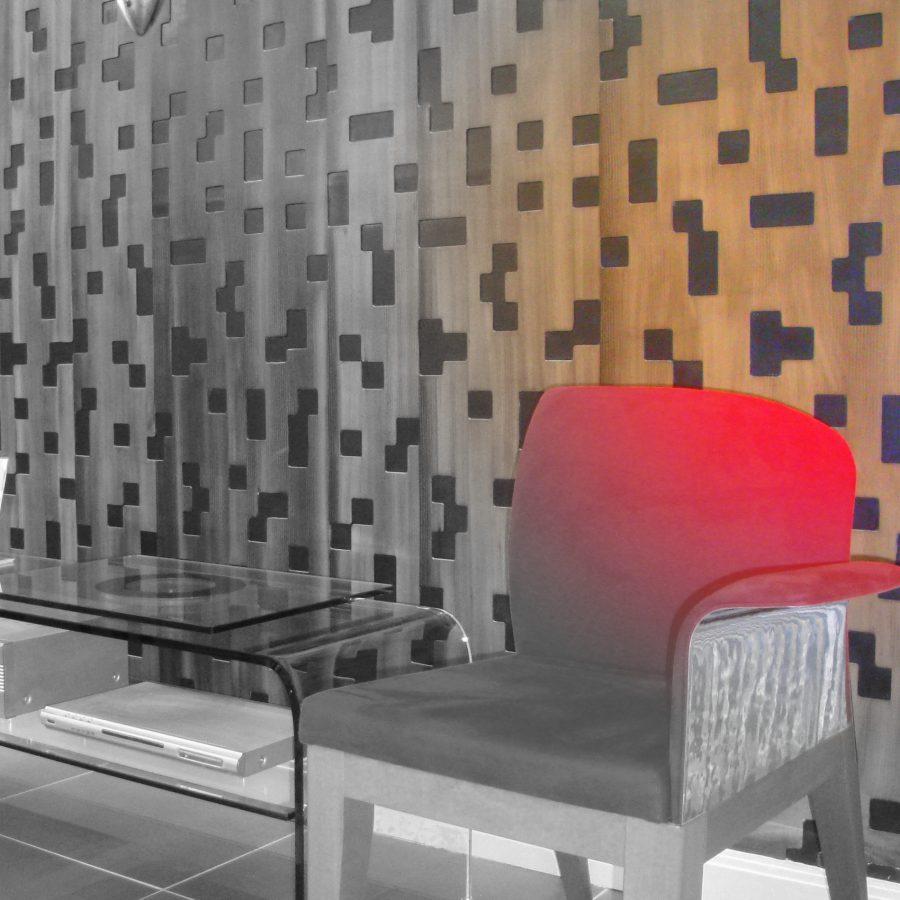 Collection contemporaine Designans - cladding caro