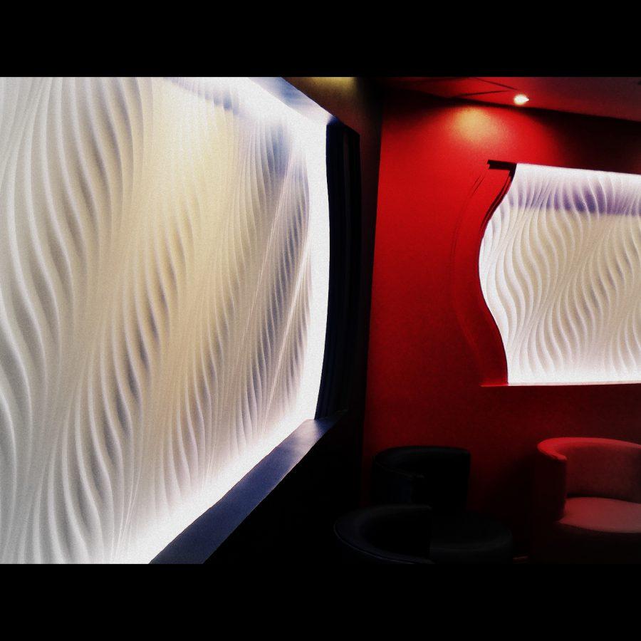 Panneaux de grandes dimensions Designans - CL12